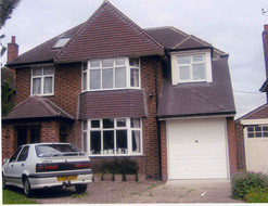 Extension on top of garage and loft conv