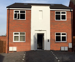 4 special needs flats in Sherwood Nottingham