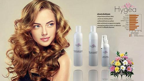 Ολοκληρωμένη φυσική προστασία μαλλιών