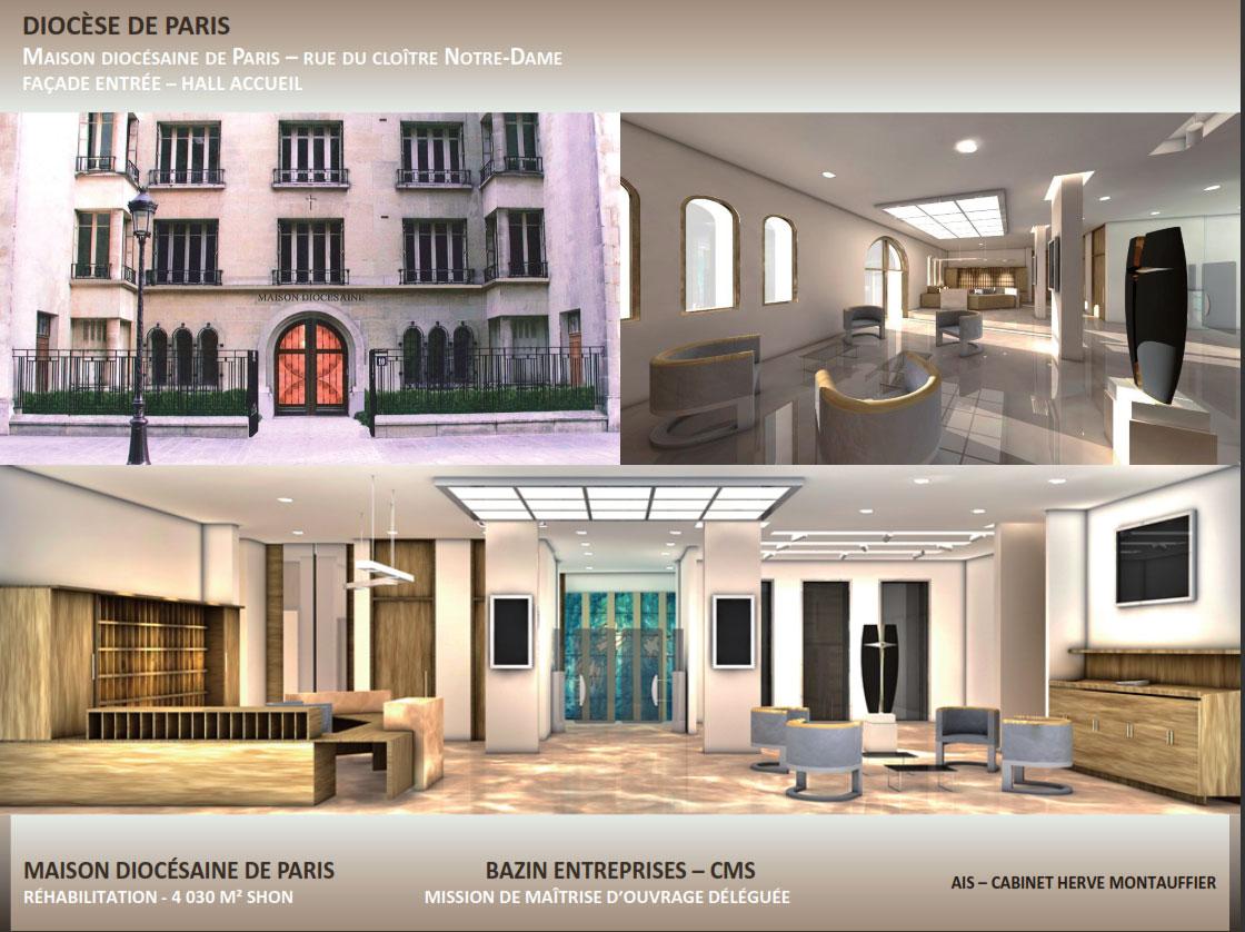 Diocèse de Paris - Maison Diocésaine