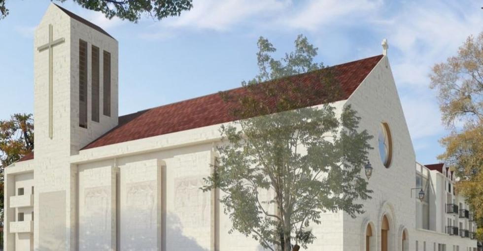 Diocèse de Meaux - Projet Sainte-Bathilde