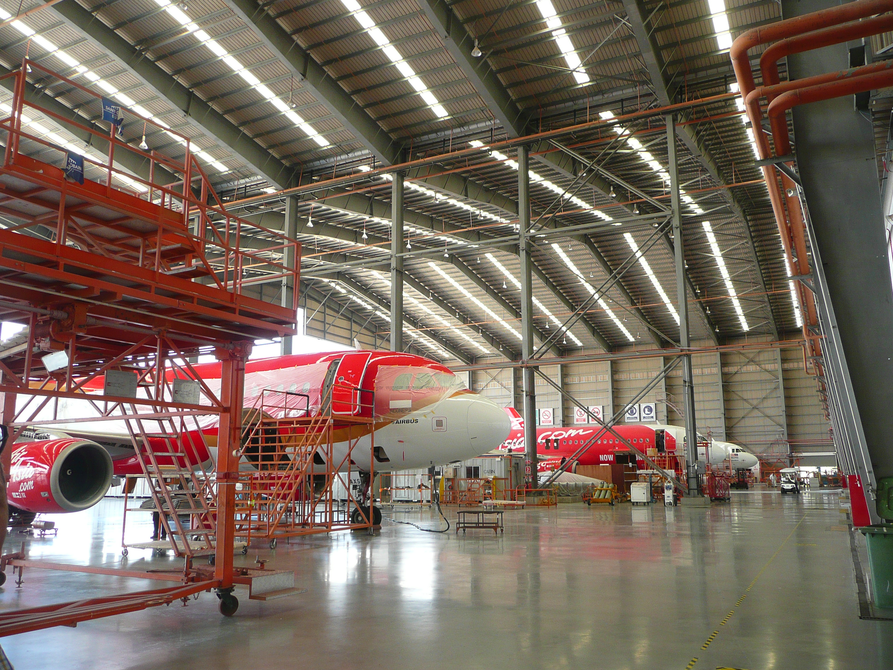 Airbus - Projet SAE - Kuala Lumpur