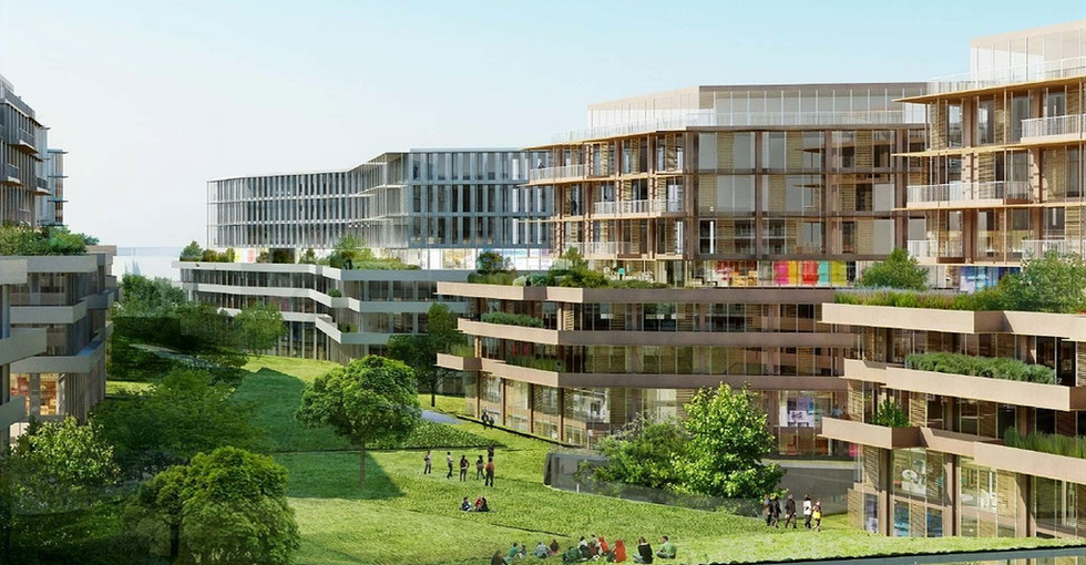 Engie - Projet Campus