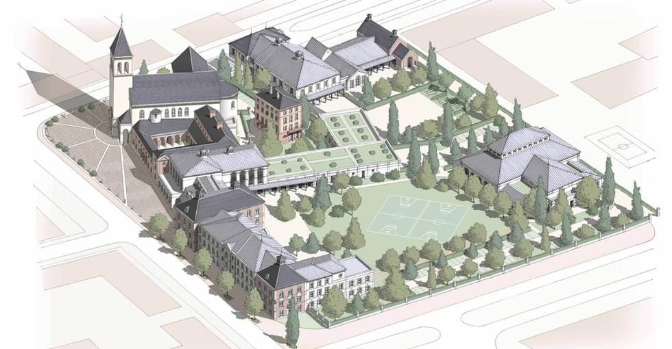 Diocèse de Meaux - Projet Saint-Colomban