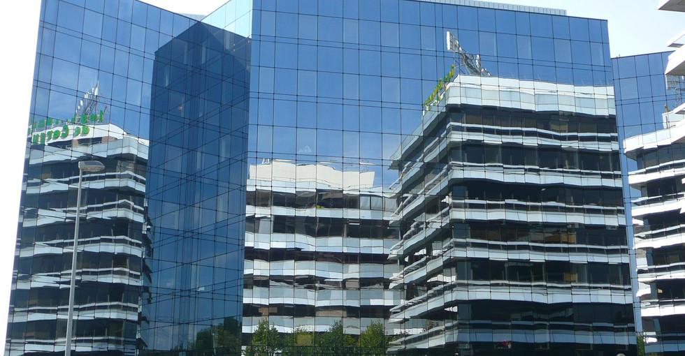 Immeuble Cap Cergy