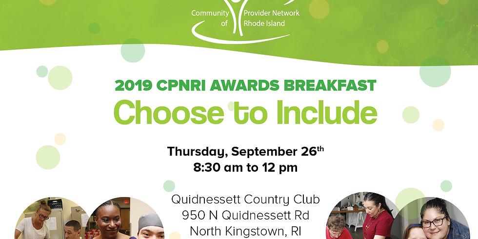 2019 CPNRI Awards Breakfast