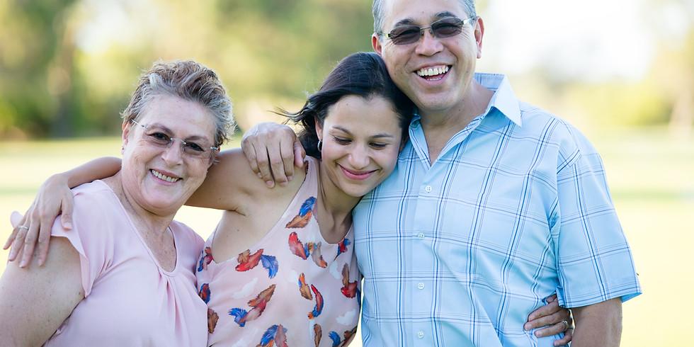 Sharing Strategies: Positive Behavior Strategies for Caregivers