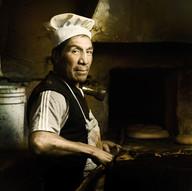 Maximo Polo Ccama, Oropesa town baker, Cusco 2008