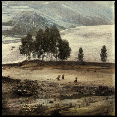 """The beginning"", Cusco 2007"