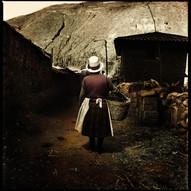 """""""Back home in Taray"""", Cusco 2007"""