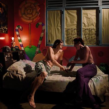 """""""In Mario´s bedroom"""", Iquitos 2014"""