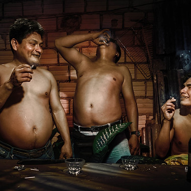 """""""All night long, all life long"""", Iquitos 2014"""