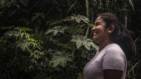 Sara Ortiz / Chanchamayo