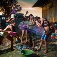 """Carnivals in San Juan"", Iquitos 2014"