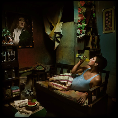 """""""Date with Salomé"""", Iquitos 2012"""