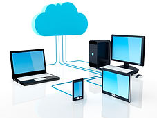 What is the cloud? Where is it, a short journey into the origins and how you can use it free.