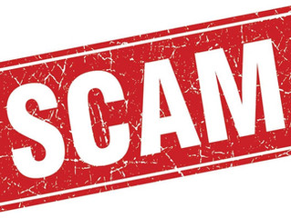 Avoid Scams - Buying & Selling