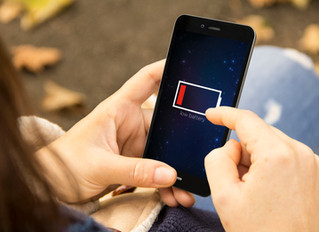 Improving your phone battery life