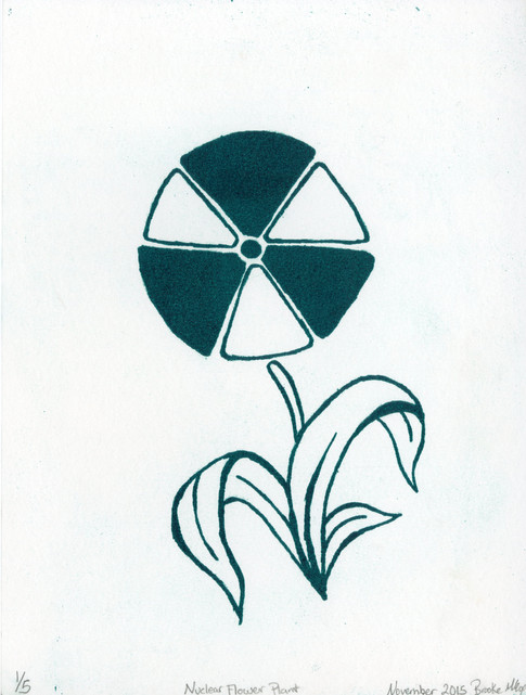 Nuclear Flower Plant