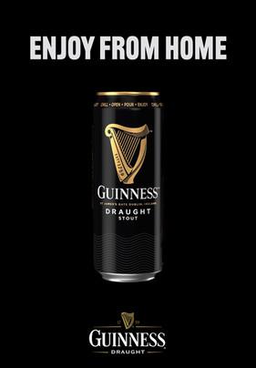 Guinness Ad (2020)