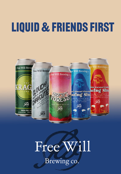 Free Will Ad (2020)