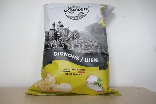 Les chips de Lucien