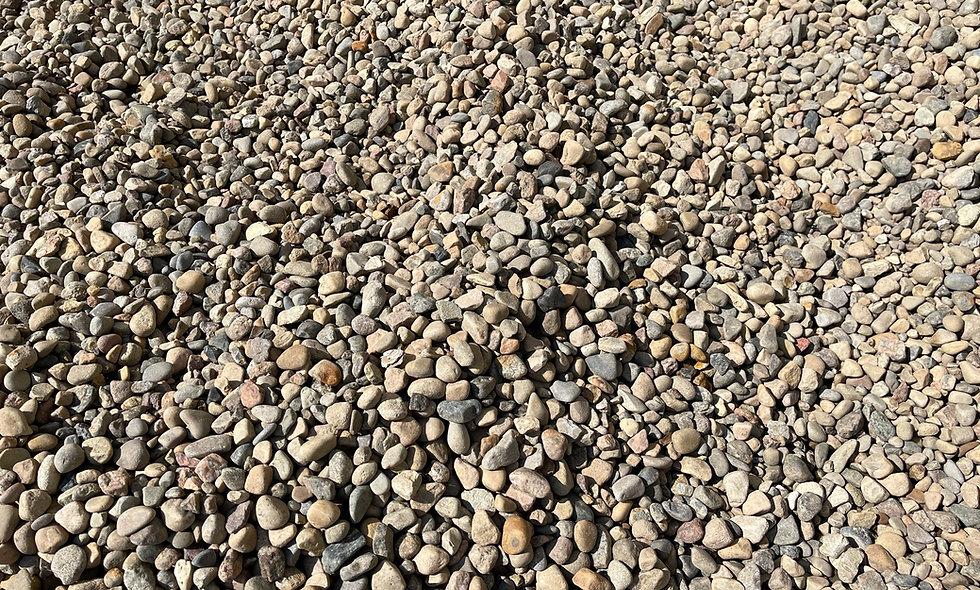 20mm Washed Round Rock $31.10/tonne ($36.80/cubic yard)