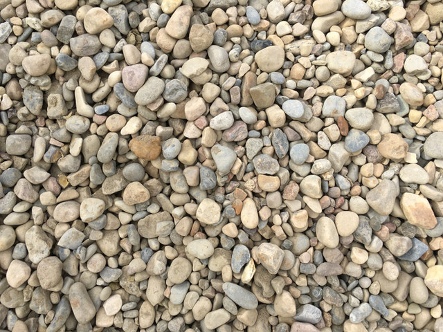 40mm Pea Gravel