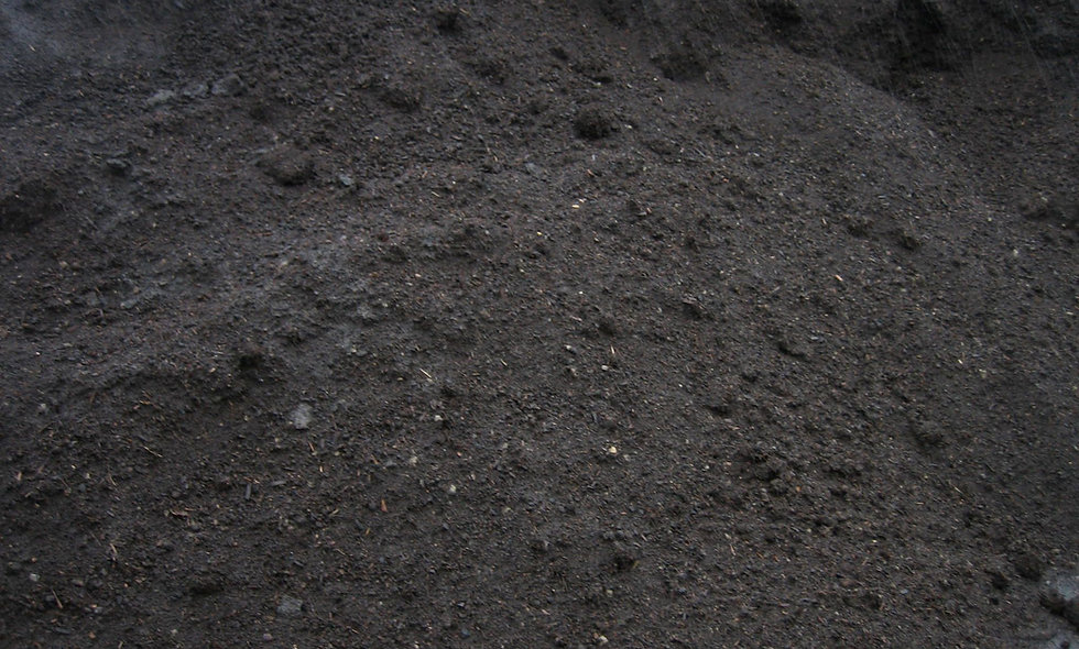 Screened Compost- $27.85/cubic yard