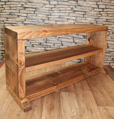 Rustic Shoe bench/seat