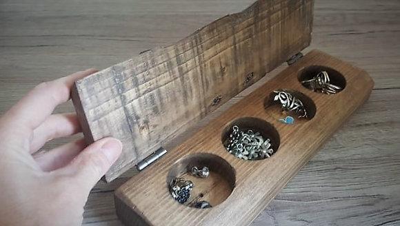 Rustic Jewellery box