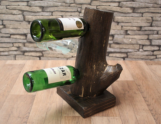 3 bottle Wine tree
