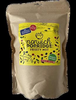 Fruity Nut Porridge