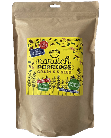 Grain & 5 Seed Porridge 1Kg