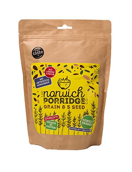 Grain & 5 Seed Porridge