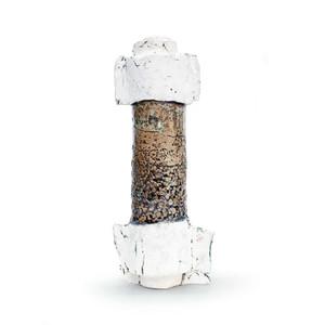 Long Ceramic bottle