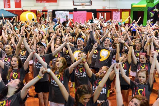High School Dance Marathons