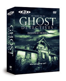 Ghost Detectives DVD set