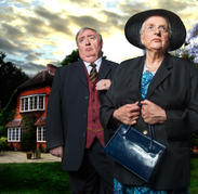Miss Marple and the Police Inspector