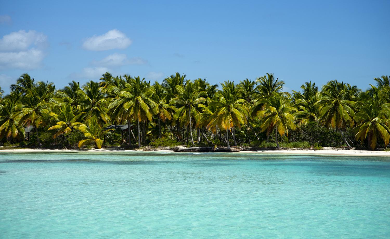 Desert Island Beach, Dominican Republic