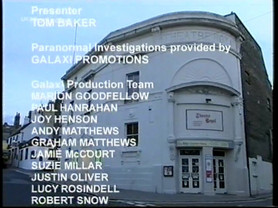 Ghost Detectives Credits