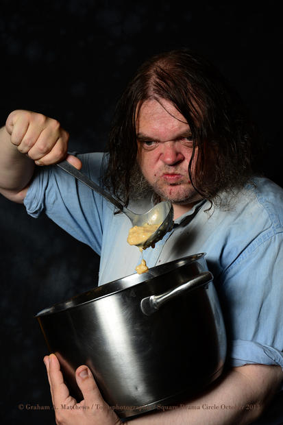 Workhouse cook