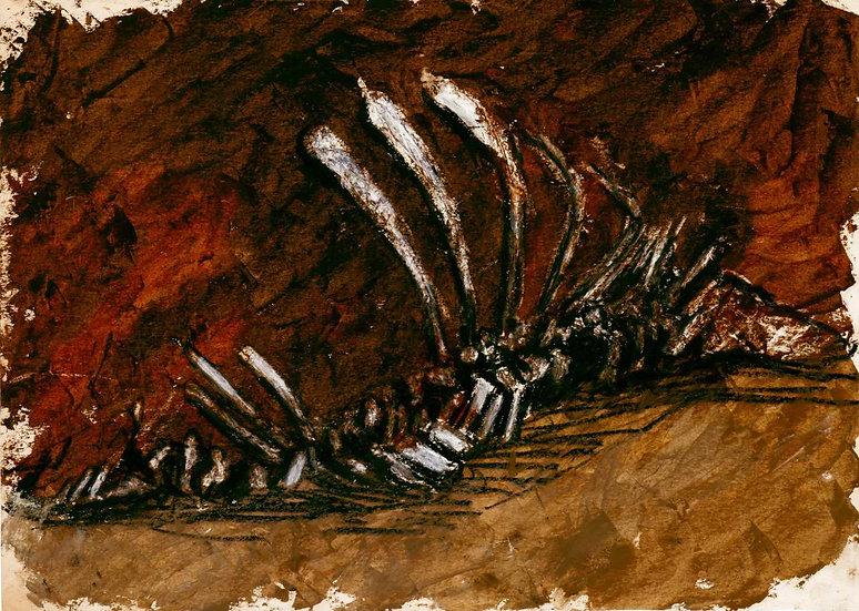 Serdar Oruç - Kalıntılar