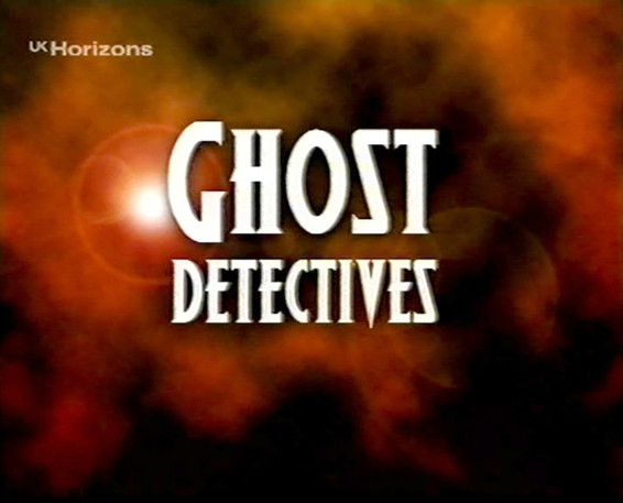 Ghost Detectives Logo