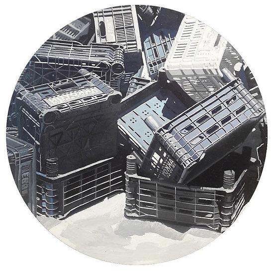 Feyzi Çelikten - Monochrome IV