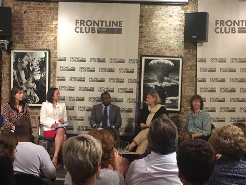 Frontline Club, London, UK