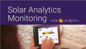 Energy Management - Getting the most out of your solar investment with Solar Analytics