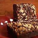 Almond Roca Brownie