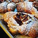 Caramel Apple Croissant