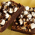 Rock Road Brownie
